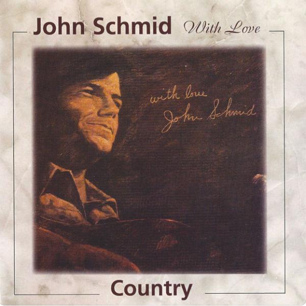 With Love Album - John Schmid