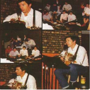 Backstage Album - John Schmid